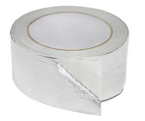 лента алюминиевая армированная полиэфирной сеткой