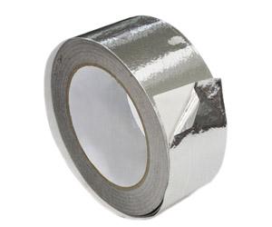 односторонняя комбинированная алюминиевая лента с термолаком